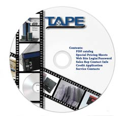 free sample of thermal printed disc